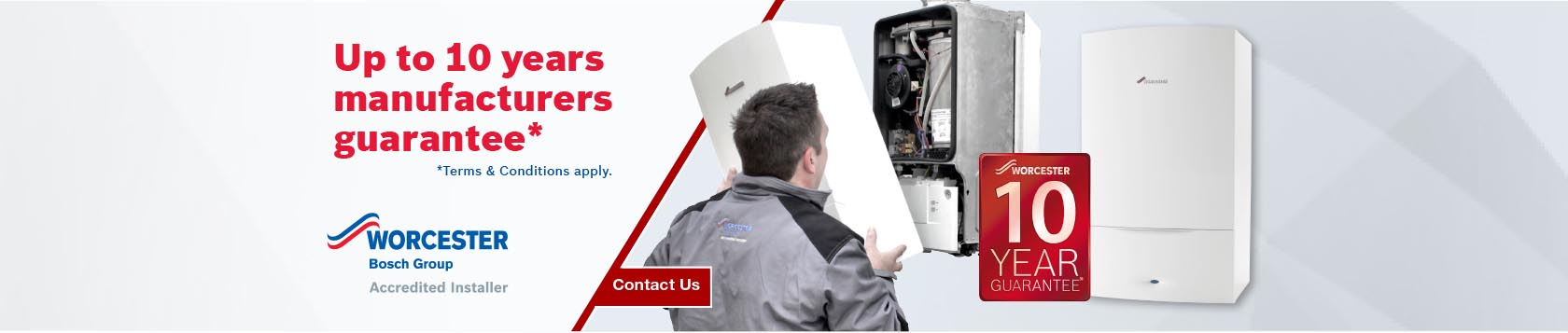 Worcester Boiler Guarantee Wrexham