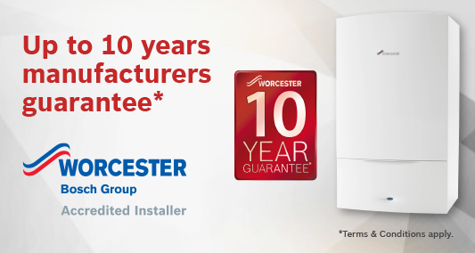 Worcester Accredited Installer Whitchurch